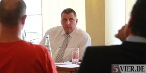 Jahreshauptversammlung Eintracht Trier - Ernst Wilhelmi