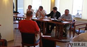 Jahreshauptversammlung Eintracht Trier - Vorstand