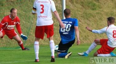 Testspiel Eintracht Trier - Fortuna Koeln - featured
