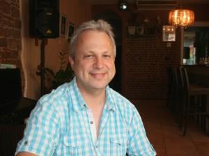 Geschäftsführer Alex Rollinger