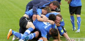 Titelbild Eintracht Trier - 5VIER