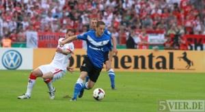 20130803 DFB-Pokal Eintracht Trier - 1-FC Koeln, Alon Abelski, Foto: 5vier.de - 5VIER