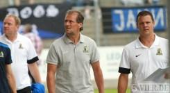 20130811 Zweibruecken - Eintracht Trier, Regionalliga Suedwest, Roland Seitz, Rudi Thoemmes, Foto: www.5vier.de - 5VIER