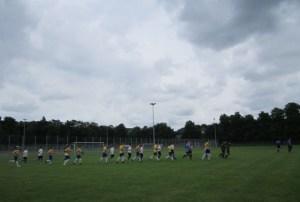 Die zweite Garde von Eintracht Trier bleibt weiterhin ungeschlagen.