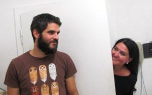 Fabio und Elena
