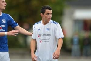 Dominik Lorth, SG Schoden. Foto von Sebastian Schwarz