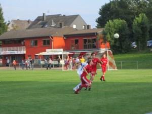 FSV Tarforst - TSV Emmelshausen, Saison 2013/14 - 5VIER