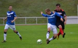 KSV Baunatal-Eintracht Trier. Marco Quotschalla