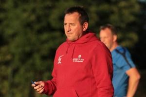 Könnte sich über einen überraschenden Sieg freuen: Osburgs Trainer Dieter Lauterbach.