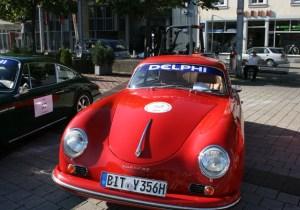 Porsche Parade 8