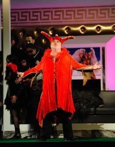 Jacek Strauch als Narr Rigoletto