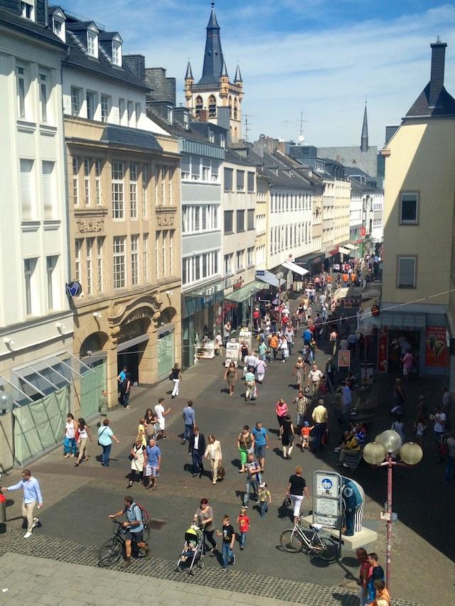 Verkaufsoffener Sonntag In Trier Am 29 September 5vier 54 Trier Mosel Eifel Hunsruck