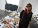 Natalia, Studentin der Kommunikationswissenschaften, und ihr Projekt - 5VIER