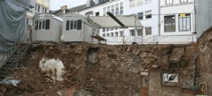 Ausgrabung Innenstadt - Titelbild - 5VIER