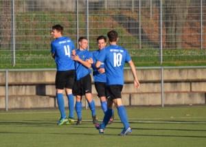 Das 7:0-Debakel gegen die SG Mülheim-Kärlich konnte die Rheinlandligaelf von Eintracht Trier erfolgreich verdrängen. Kevin Heinz und Kevin Arbeck steuerten zwei Tore zum Sieg bei, dabei vergaben beide Teams mehrere Großchancen.