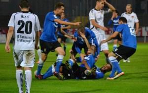 Eintracht Trier - Sonnenhof