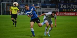 Eintracht Trier-SG Sonnenhof Großaspach, Fabian Zittlau