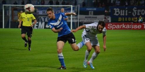 Eintracht Trier-SG Sonnenhof Großaspach, Fabian Zittlau - 5VIER