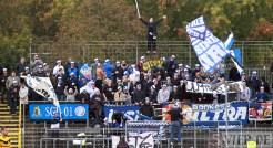 20131012 SSV Ulm - Eintracht Trier, Regionalliga Suedwest, Fans, Foto:www.5vier.de - 5VIER