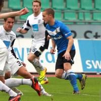 20131012 SSV Ulm - Eintracht Trier, Regionalliga Suedwest, Abelski, Foto:www.5vier.de - 5VIER