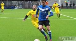 20140215 Testspiel Neunkirchen - Eintracht Trier, Kröner, Foto: 5vier.de - 5VIER