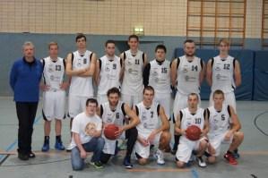 1. Herrenmannschaft TVG Baskets 13/14