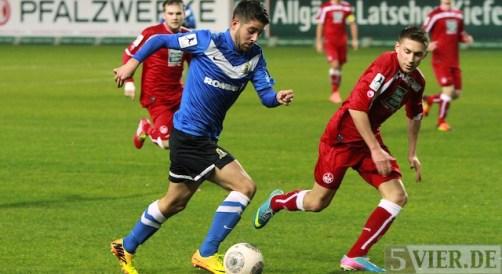 Christoph Anton wird nach seiner Verletzungspause immer fitter. Foto: 5vier.de (Archiv)