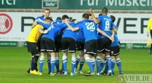 20140228 Kaiserslautern II - Eintracht Trier, Regionalliga Suedwest, Foto: 5vier.de - 5VIER