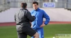 Erstes Training neuer Coach bei Eintracht Trier