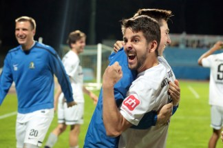 Eintracht Trier gegen TuS Koblenz - Viertelfinale Rheinlandpokal
