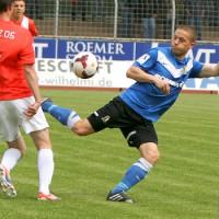 20140426 Eintracht Trier - Mainz II, Foto: 5vier.de