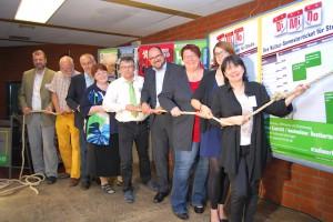 Gleich acht Trierer Kultureinrichtungen ziehen mit dem Studiwerk Trier an einem Strang, um das erste Kultursemesterticket für die Studierenden  an den Trierer Hochschulen zu realisieren, Foto: Studiwerk Trier