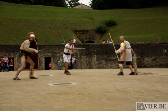 Gladiator 20, Foto: Stefanie Braun - 5VIER