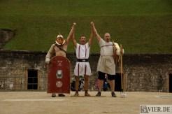 Gladiator 21, Foto: Stefanie Braun - 5VIER