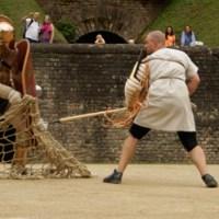 Gladiator Feature, Foto: Stefanie Braun - 5VIER
