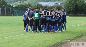 Eintracht Trier bleibt unbesiegt – Keilmann selbstsicher