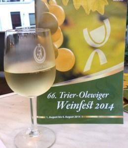 Olewiger Weinfest 2014, Foto: Marie Baum - 5VIER