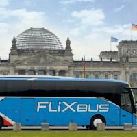 FlixBus_Berlin Bundestag, Foto: FlixBus - 5VIER