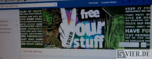 Free your stuff Feature - 5VIER
