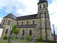 Burg Welschbillig, Kirche St. Peter, Foto: Marie Baum - 5VIER