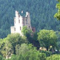 Burg Ramstein, Foto: Marie Baum - 5VIER