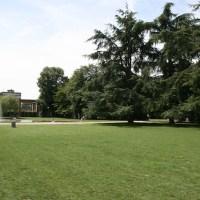 Palastgarten mit Brunnen Füllbild, Foto David Benke - 5VIER
