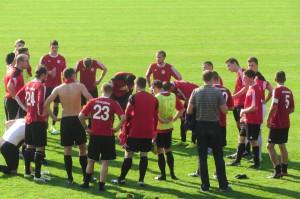 Das letzte Spiel unter Schüller/Stölben war die 2:3-Niederlage gegen Ludwigshafen (Foto: Jan Herrmany)