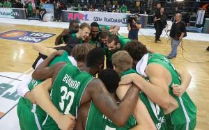 Wollen wieder als Team auftreten und gewinnen. Foto: Helmut Thewalt