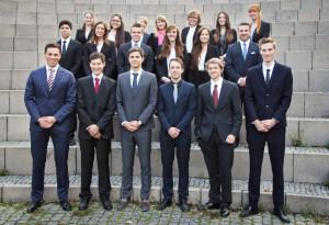 TriMUN-Delegation 2015