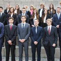 Die TriMUN-Delegation 2015 - 5VIER