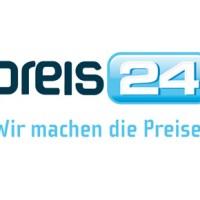 Logo: preis24.de - 5VIER