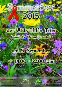 Poster Sommerfest 2015
