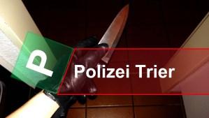 Brutaler Messer-Raub in der Region