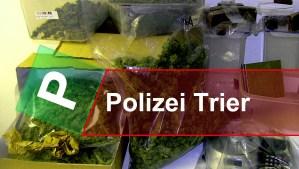 Polizei Cannabis - 5VIER